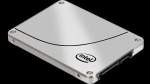 Intel SSD enhet