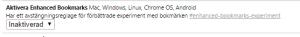 Google-InaktiveraNyaBookmarks